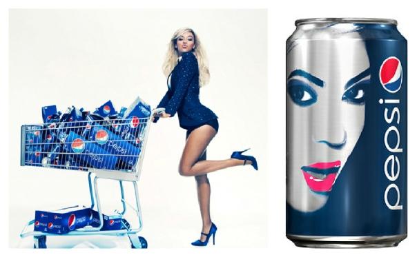 Beyonce For Pepsi