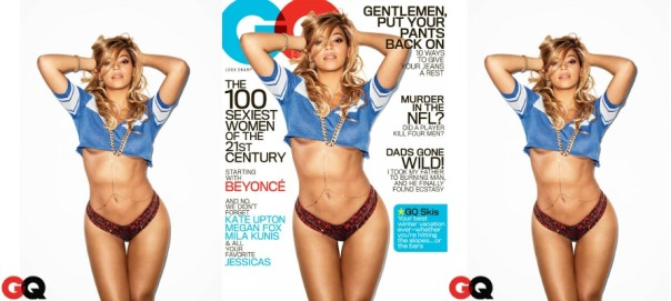 GMPR BEYONCE GQ Collage